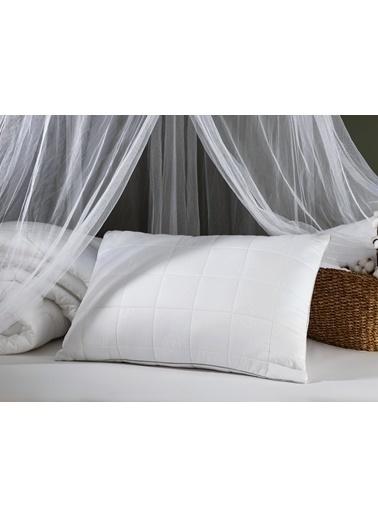 Madame Coco Nuit Pamuk Yastık Beyaz